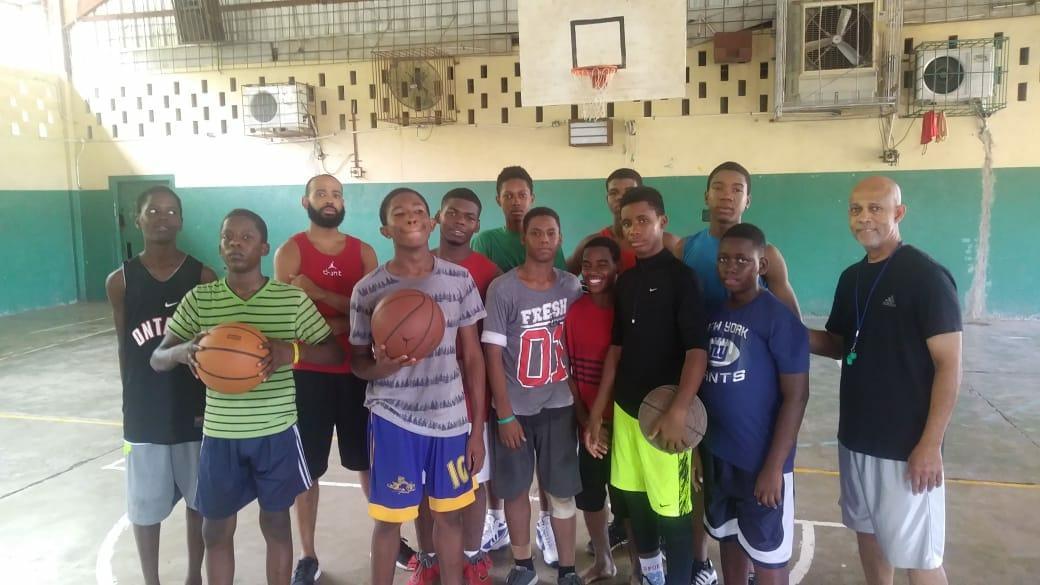 XCLR Basketball