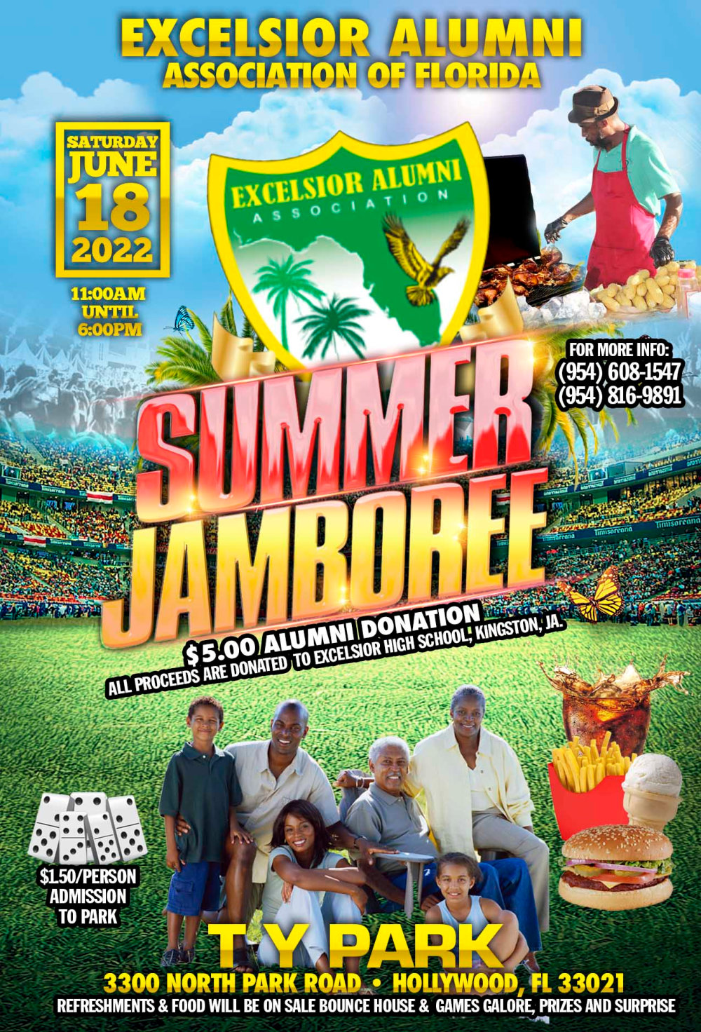 Summer Dash 5050