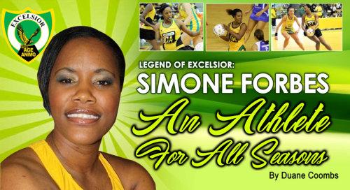 Simone Forbes