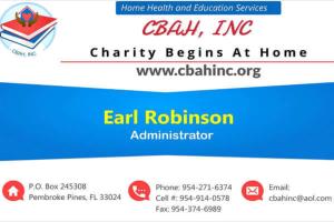 CBAH, Inc.