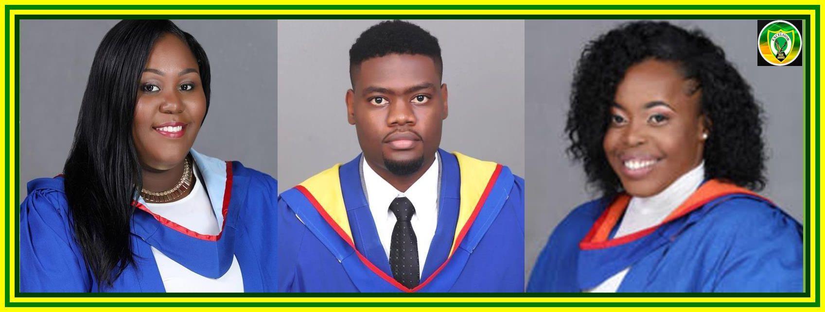 Township Scholarship graduates